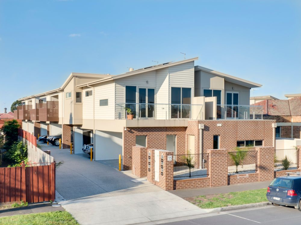 Central Geelong Apartments