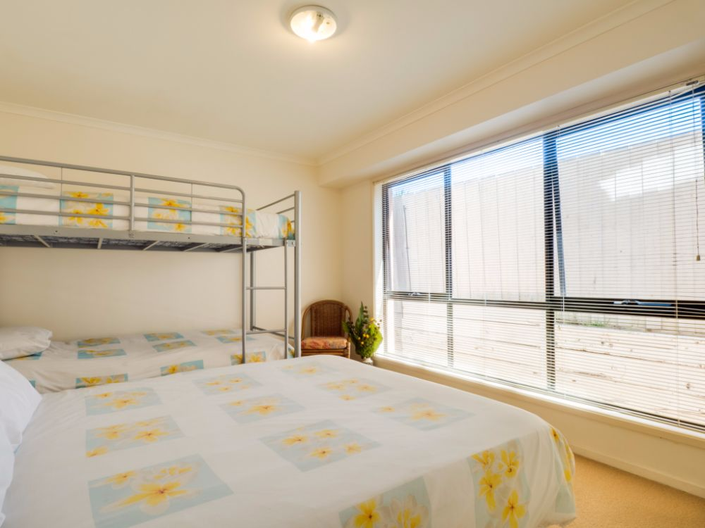 Bedroom - Torquay Apartments