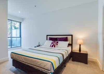 bedroom  - Geelong Waterfront Apartments