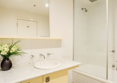 bathroom - Geelong Waterfront Apartments