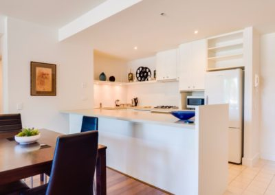 Kitchen  - Geelong Waterfront Apartments