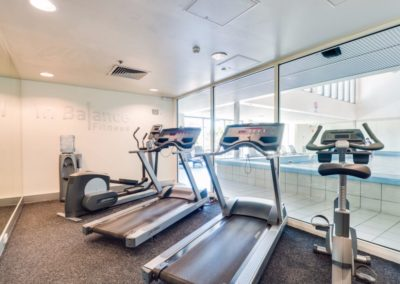 gym - Geelong Waterfront Apartments